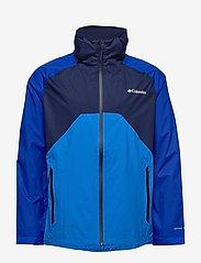 Columbia - Rain Scape Jacket - kurtki turystyczne - collegiate navy - 2