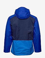 Columbia - Rain Scape Jacket - kurtki turystyczne - collegiate navy - 3