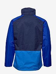 Columbia - Rain Scape Jacket - kurtki turystyczne - collegiate navy - 4