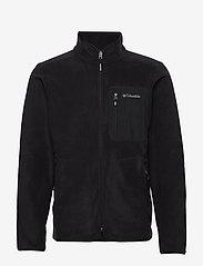 Columbia - Exploration™ FZ Fleece - podstawowe bluzy - black - 0