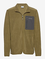 Columbia - Exploration™ FZ Fleece - fleece midlayer - new olive, shar - 0