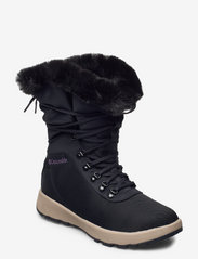 Columbia - SLOPESIDE VILLAGE™ OMNI-HEAT™ HI - platte enkellaarsjes - extreme midnigh - 0