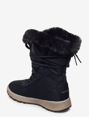 Columbia - SLOPESIDE VILLAGE™ OMNI-HEAT™ HI - platte enkellaarsjes - extreme midnigh - 2