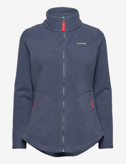 Columbia - Northern Reach™ Sherpa FZ - mid layer jackets - nocturnal - 0
