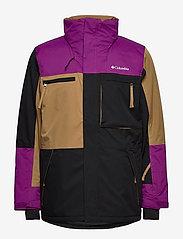 Columbia - Park Run™ Jacket - ski jassen - black, delta, p - 0