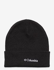 Columbia - City Trek Heavyweight Beanie - kapelusze - black - 0