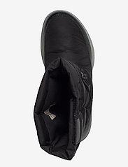 Columbia - PANINARO OMNI-HEAT PULL ON - platte enkellaarsjes - black, stratus - 3