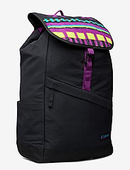 Columbia - Falmouth™ 21L Backpack - torby treningowe - black, black pr - 2