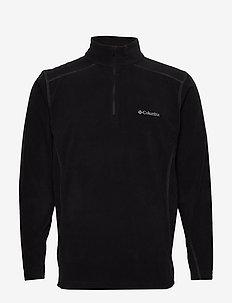 Klamath Range™ II Half Zip - fleece midlayer - black