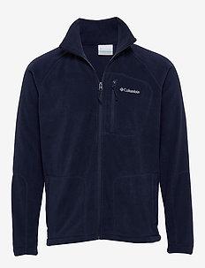 M Fast Trek II FZ Flc - sweatshirts - collegiate navy