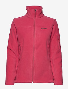 Fast Trek™ II Jacket - mittlere lage aus fleece - rouge pink