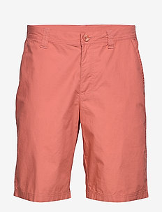 Washed Out™ Short - casual shorts - dark coral