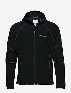 Sweet As™ II Softshell Hoodie - BLACK