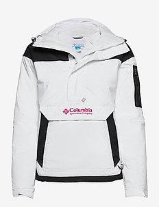 Challenger™ Pullover - anorakker - white, black
