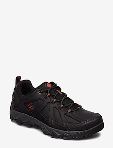 PEAKFREAK™ XCRSN II LOW LEATHER OUTDRY™ - BLACK, SUPER SO
