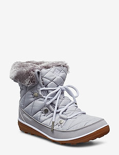 HEAVENLY SHORTY OH - talon bas - grey ice, white
