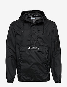 Challenger™ Windbreaker - BLACK