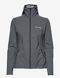 Heather Canyon™ Softshell Jacket - BLACK