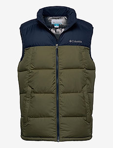 Pike Lake™ Vest - insulated jackets - stone green, co