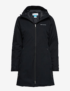 Autumn Rise Mid Jacket - insulated jackets - black
