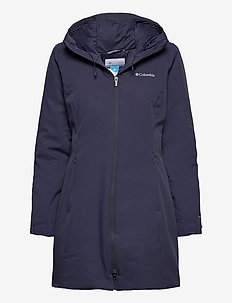 Autumn Rise Mid Jacket - jakker og regnjakker - nocturnal