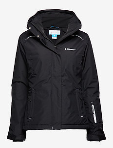 On the Slope Jacket - BLACK