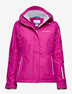On the Slope Jacket - FUCHSIA