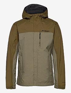 Pouring Adventure™ II Jacket - kurtki sportowe - stone green, new olive