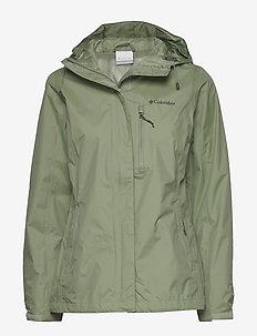 Pouring Adventure™ II Jacket - outdoor- & regenjacken - light lichen