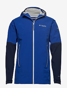Trail Magic™ Shell - AZUL, COLLEGIAT