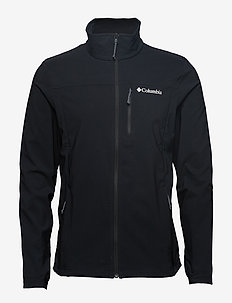 Heather Canyon™ Hoodless Jacket - BLACK