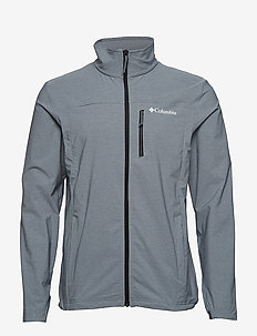 Heather Canyon™ Hoodless Jacket - GREY ASH HEATHE