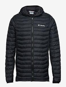 Powder Pass™ Hooded Jacket - BLACK