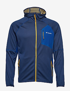 Triple Canyon™ Hooded Fleece - CARBON, AZUL