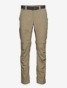 Silver Ridge II converti - softshell pants - tusk
