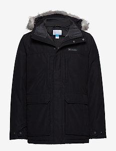 Marquam Peak Jacket - parkas - black