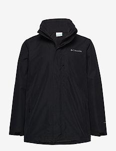 Forest Park™ Jacket - shelljacken - black