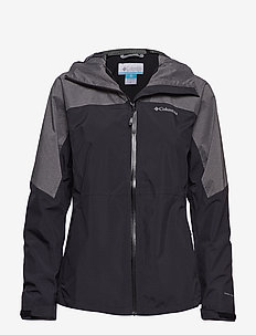 Evolution Valley™ II Jacket - shell jackets - black, charcoal