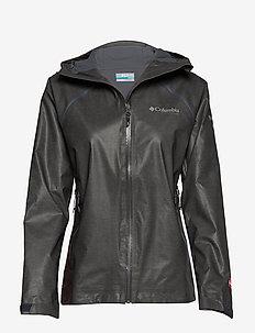 OutDry Ex™ Reign™ Jacket - shell jackets - charcoal heathe