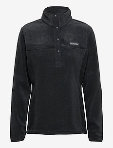 Benton Springs™ 1/2 Snap Pullover - fleece midlayer - black