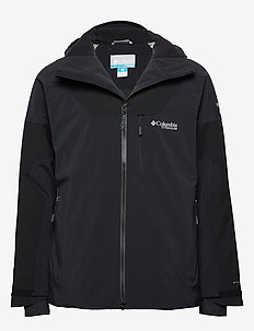 Powder Keg III Jacket - BLACK