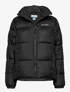 Puffect™ Jacket - insulated jackets - black