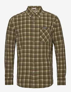 Triple Canyon™ LS Shirt - koszule casual - fossil mini ton