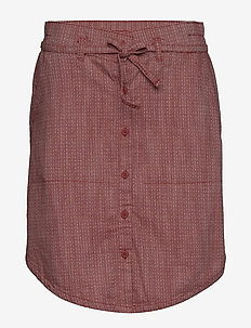 Summer Chill™ Skirt - sports skirts - dusty crimson