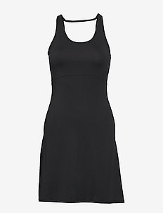 Peak To Point™ Knit Dress - urheilumekot - black