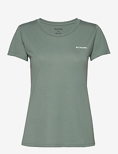 Lava Lake™ II SS Tee - t-shirts - light lichen, c