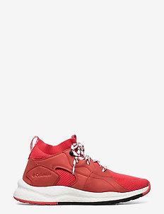 SH/FT™ OUTDRY™ MID - buty na wędrówki - juicy, black
