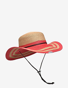 Global Adventure™ Packable Hat II - hattar - straw, dark cor