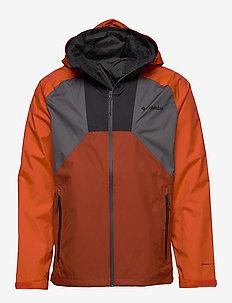 Rain Scape™ Jacket - CITY GREY, WILD