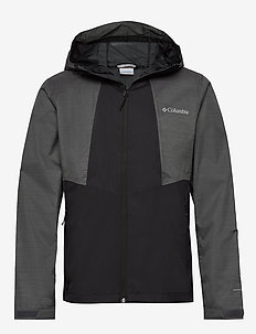 Inner Limits™ II Jacket - outdoor- & regenjacken - black, graphite